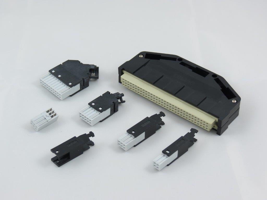 弘振企業股份有限公司 產品介紹 Din 41612 Connector