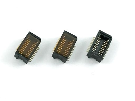 2332-xxFG00DxTx-x | 0.80mm Female Vertical SMD stacked height 3.5mm,4.0mm,4.5mm,and 5.0mm