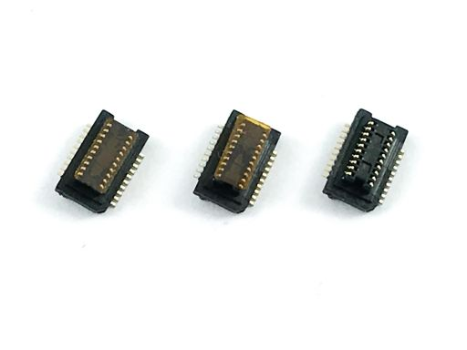 2332-xxMG00DxTx-x | 0.80mm Male Vertical SMD stacked height 3.5mm,4.0mm,4.5mm,and 5.0mm