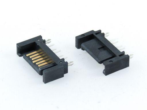 7904-07MC15SBU-02 | SATA 7P Straight Dip Type