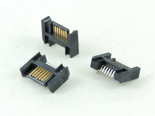 7904-07MC15DBU-22 | SATA 7P R/angle Reverse SMD Type