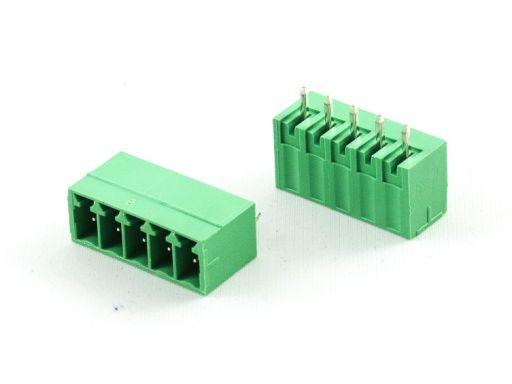 8930-C070092 | 3.5mm Terminal Block Male Straight