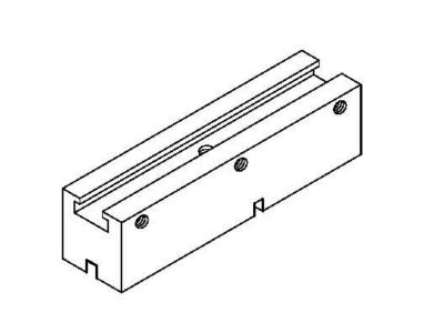 | DIN 41612 Lower Adaptor Bar