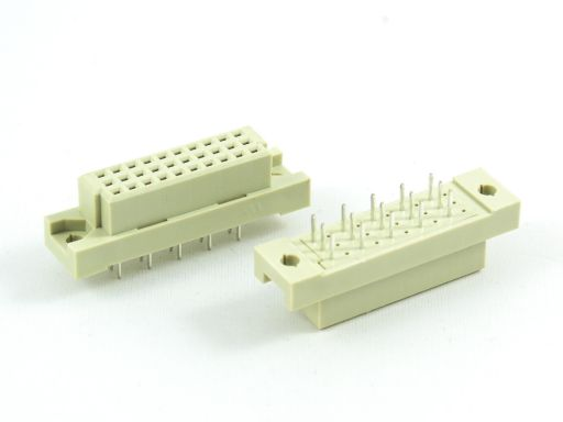 9001-26 | DIN 41612 1/3C Type Female 5.08mm