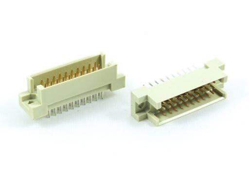 9001-17 | DIN 41612 1/3R Type Male