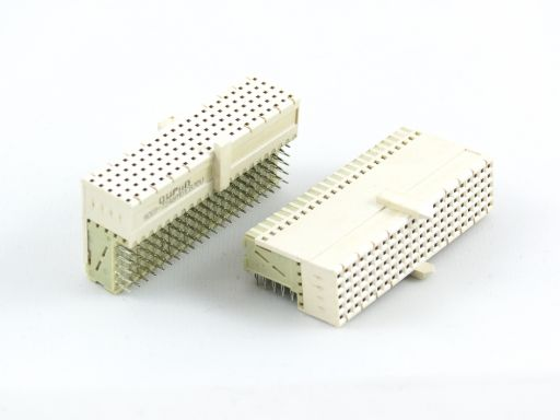 9111-72AB110 | Hard Metric Connector Female R/A Type AB-22