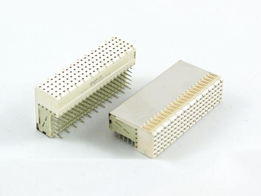 9111-72B110 | Hard Metric Connector Female R/A Type B-22