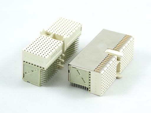 9111-102D | Hard Metric Connector Female R/angle Type D
