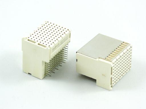 9111-102F88 | Hard Metric Connector Female R/angle Type F