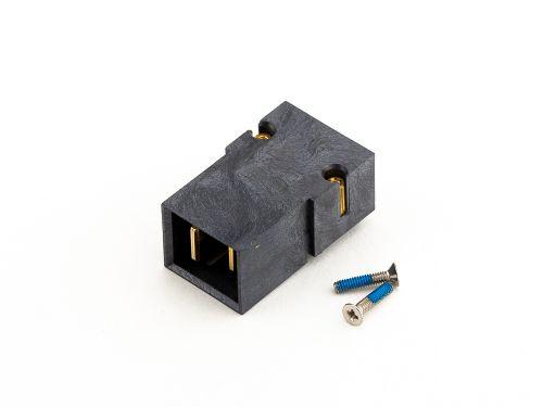 9396-1P02B7P | BackPlane Power Connector Plug Right Angle