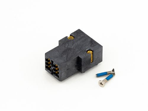 9396-4P02B7P | BackPlane Power Connector Receptacle Right Angle