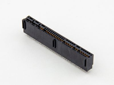 9394-2A2N1   Power Card Edge AC+DC Straight Type