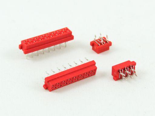 6022 | Micro Match 1.27mm Straight type
