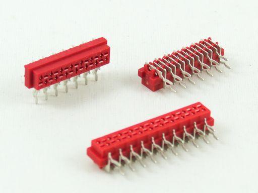 6022 | Micro Match 1.27mm R/angle type