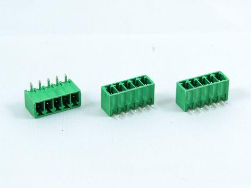 8930-C070092 | 3.50mm Terminal Block Male R/angle
