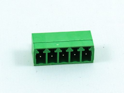 8930-D070092 | 3.81mm Terminal Block Male Straight