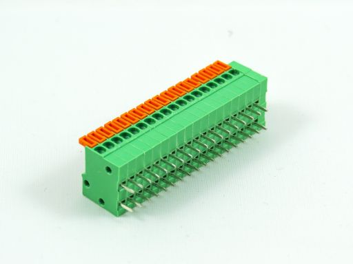 8935-B126136   2.54mm Terminal Block Straight