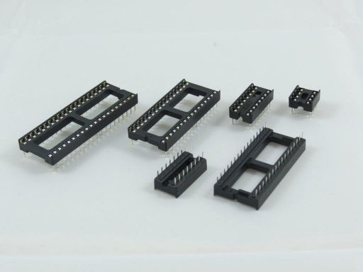 8003 | IC Socket 2.54mm
